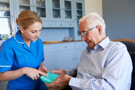 Home Health Care in the Time of Pandemic