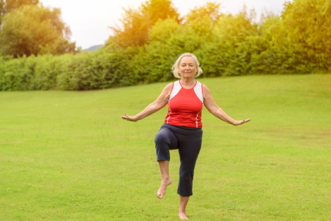 5 Exercises to Stay Fit and Active at Home