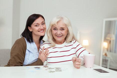 Senior Care: Around the House with a Companion