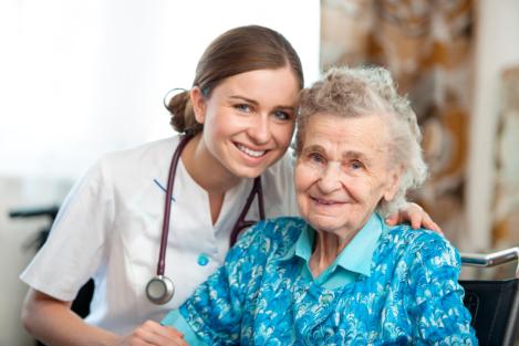 Skilled Elderly Care Delivered at Home