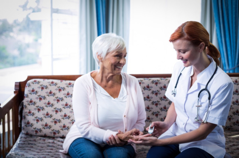 Helping Diabetic Seniors Manage Their Condition