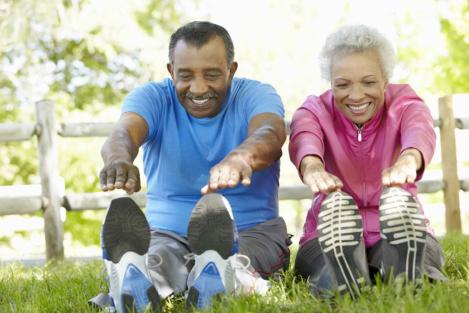 Helping Seniors Avoid Chronic Heart Disease